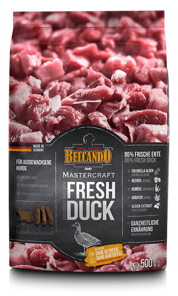 Belcando-MC-500g-Duck-front