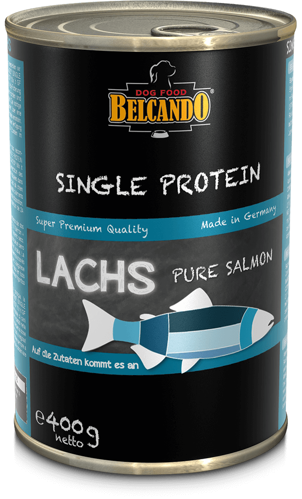 Belcando-Single-Protein-Lachs-400g