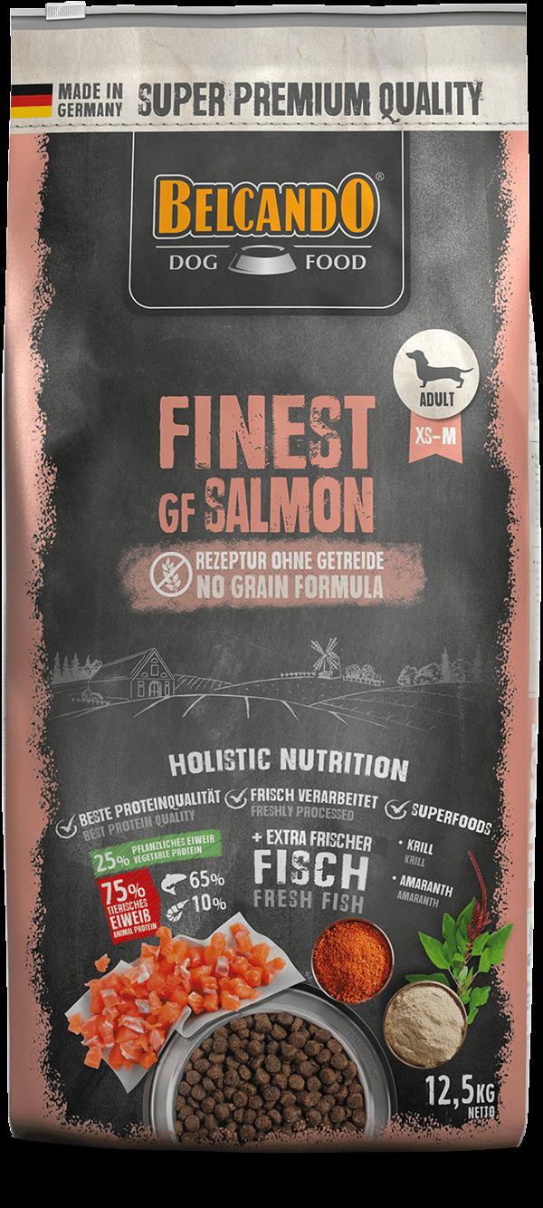 Belcando-Finest-GF-Salmon-12kg-front