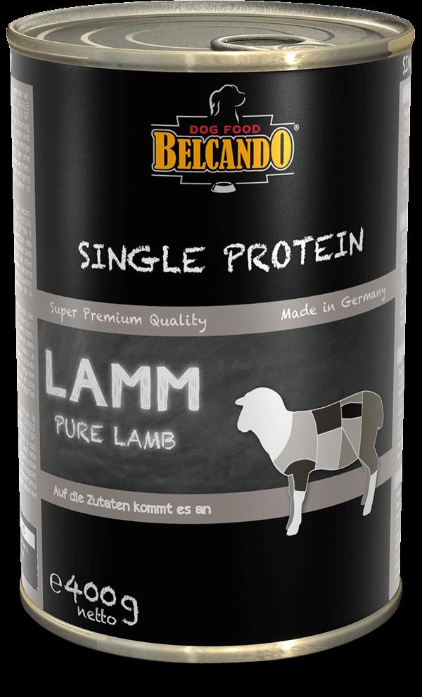 Belcando-Single-Protein-Lamm-400g